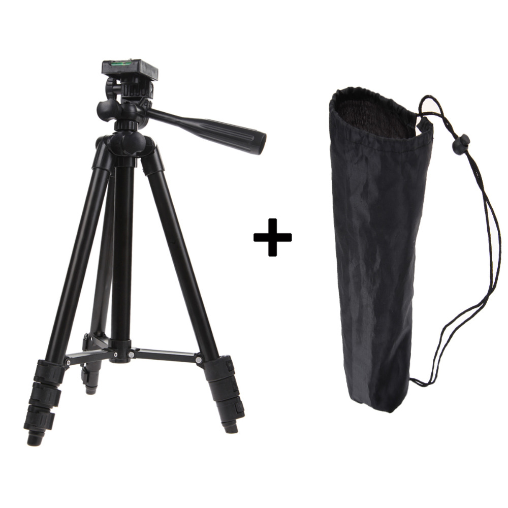 Hot Sale Professional Photographic Travel Portable Tripod for font b Digital b font Camera Camcorder Fold