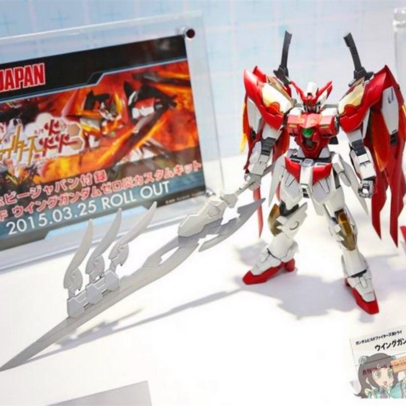 Awesome Wing Gundam Zero Honoo Hg Images