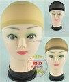 Wholesale -- 500 packs/lote cap peruca sintética peruca net -- total 1000 peças melhor qualidade -- black/brown/fresh