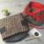 2016 Inverno Novas Mulheres de Lã Balde Saco Da Forma Fivela de Cinto bolsa de Alta Qualidade Preto Vermelho Grande Crossbody Bolsa de Ombro Para senhora