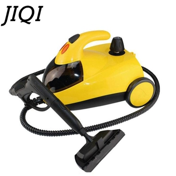 JIQI 1800W 1.8L Multifunctional Steam Cleaner Household electric steaming mop high temperature sterilization water spray Cleaner