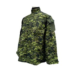 Military Camouflage Kanadischen CADPAT Digital Woodland Camo ACU Stil Uniform Set CADPAT Digital Woodland Camo Hemd und Hosen