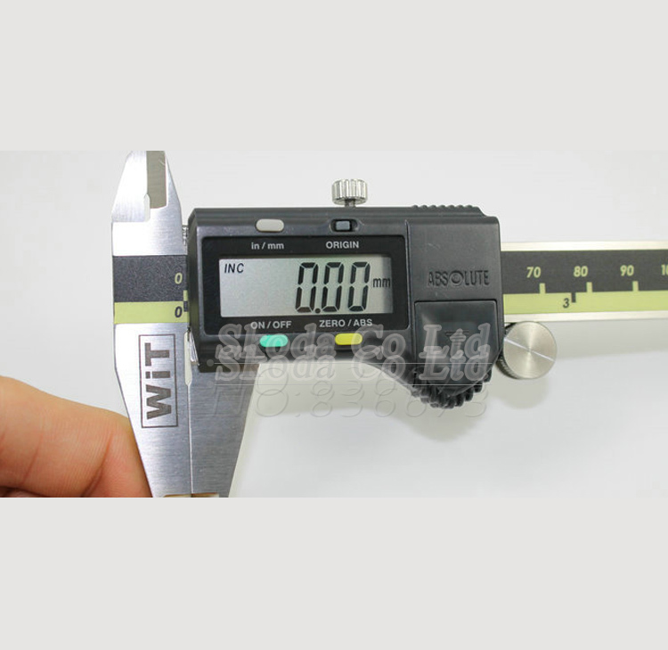 Digital Measuring Table : Wit accurately measuring metal stainless steel high