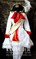 Axis Powers Hetalia Cosplay Hungary War of Succession Cosplay Costume