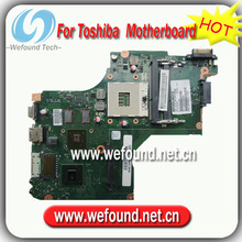HOT SALE For Toshiba C600 Laptop Motherboard Intel DDR3 V000238080 Mainboard Fully Tested