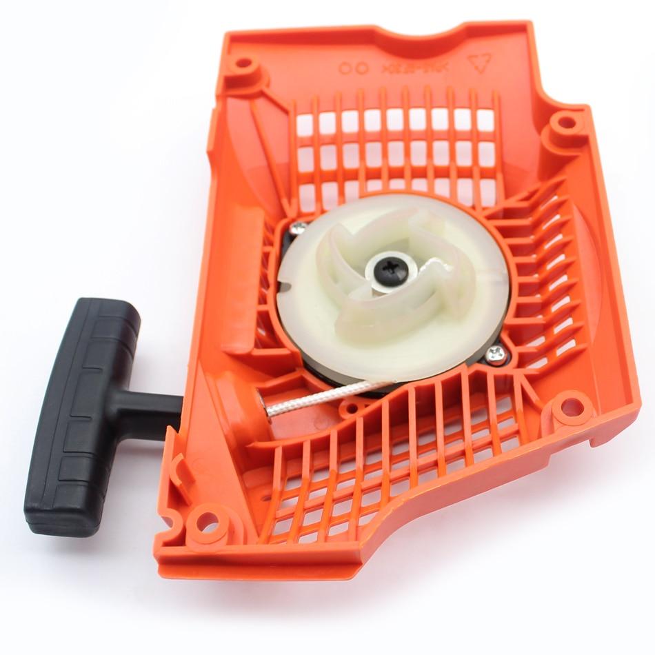 Recoil Pull Starter For HUSQVARNA 350 351 353 340 345 346XP Chainsaw Parts все цены