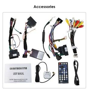 Image 5 - Reproductor de DVD para coche Mercedes Benz Clase E W211 W209 W219 Radio Estéreo, sistema de navegación GPS, DAB BT, USB, cámara gratis + 8gMap, novedad de 2019