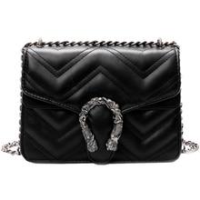 High Sense 2019 New Chain Single Shoulder Slant Bag  tote bags for women luxury handbags women bags designer