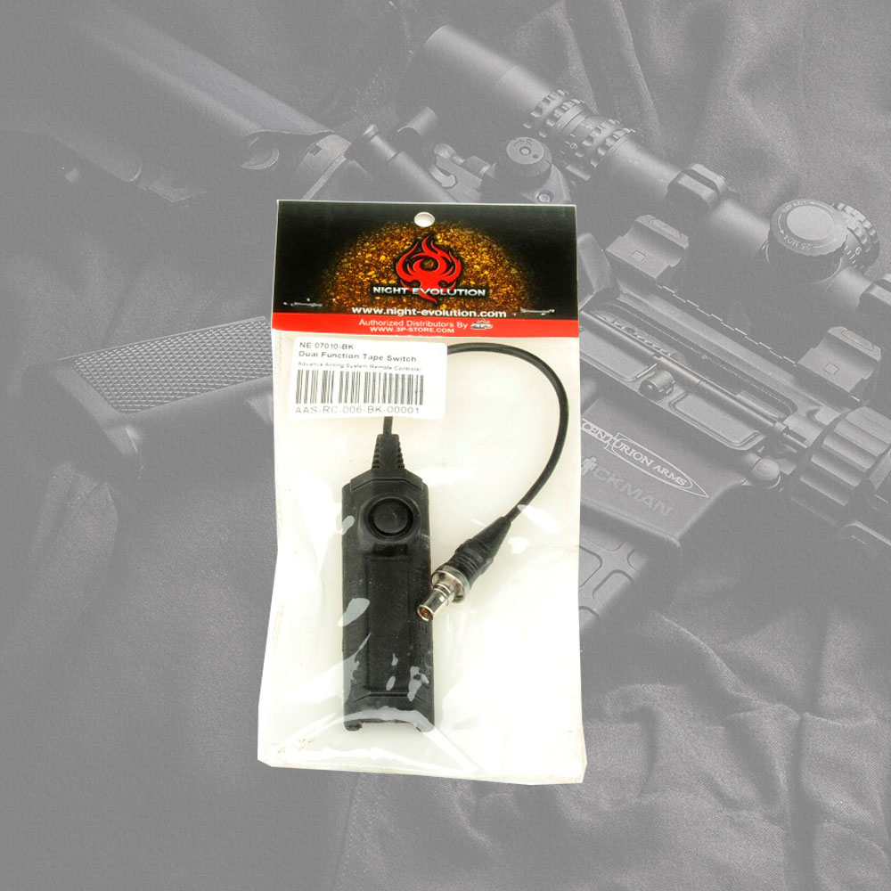 Image 5 - Always Brighting Night Evolution Remote Light Tail Dual Switch Softair Accessory Switch for Always Bright-in Hunting Gun Accessories from Sports & Entertainment