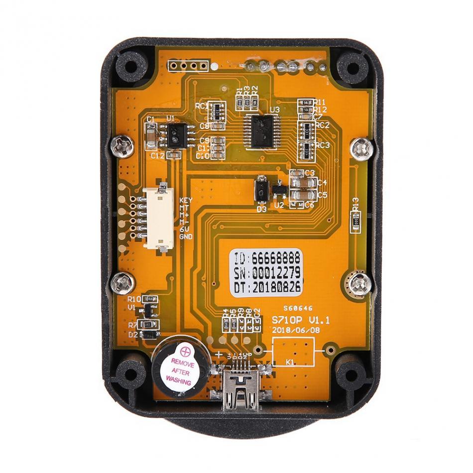 HTB1Xj9KaojrK1RkHFNRq6ySvpXaT ABS Plastic Panel Digital Electronic Intelligent Password Keypad Number Cabinet Door Code Lock fechadura digital smart lock