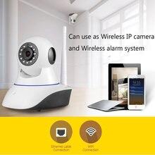 Беспроводная Инфракрасная ip камера видеонаблюдения hd 1mp cmos