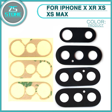 10pcs For iPhone X Back Camera Glass Lens Cover For iPhone X