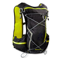 Hot Selling Fashion Sport Vest Bag Breathable Big Capacity Backpack Men And Women Marathon Running Bicycling Water Bottle Bags