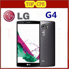 Original LG G4 H815T H810 Mobile Phone 5.5 inch 2560*1440 px snapdragon 808 3GB RAM 32GB ROM 8MP 16MP Camera 4G LTE CellPhone