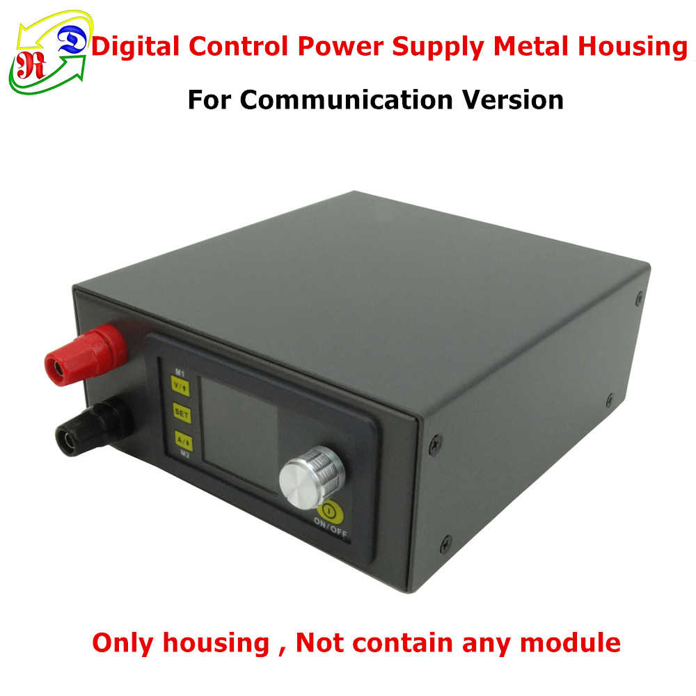 RD DP and DPS Power Supply communiaction housing Constant Voltage current casing digital control buck converter only box