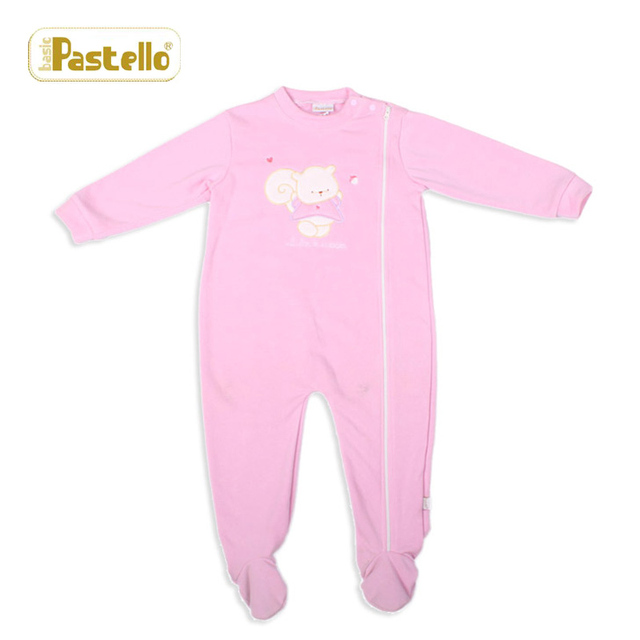 397a378ecd Baby cotton long sleeve one piece