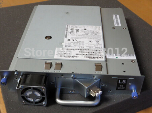 LTO5  HH Fiber Drive Sled For TS3100 / TS3200  FC 8248 46X6075 SAS TAPE DRIVE  Original Well Tested Working One Year Warranty universal cleaning cartridges tape drive for lto5 lto4 lto6 lto 35l2086 original well tested working one year warranty
