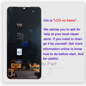 Image 2 - Amoled For Xiaomi Mi 9 LCD MI9 Display Digitizer Assembly Touch Screen M1903F Replacement For Xiaomi Mi9SE LCD Mi 9 Mi9 SE