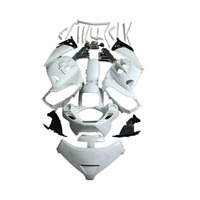For Honda GL1800 01 11 Goldwing Bodywork Fairings Injection Molded Unpainted Pre drilled GL 1800 2001 2011 2002 2003 2004 2005