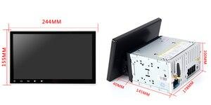 """Image 5 - داسايتا 10.2 """"أندرويد 9.0 سيارة راديو GPS لاعب ل 2 الدين العالمي مع ثماني النواة 4GB + 32GB السيارات ستيريو الوسائط المتعددة"""
