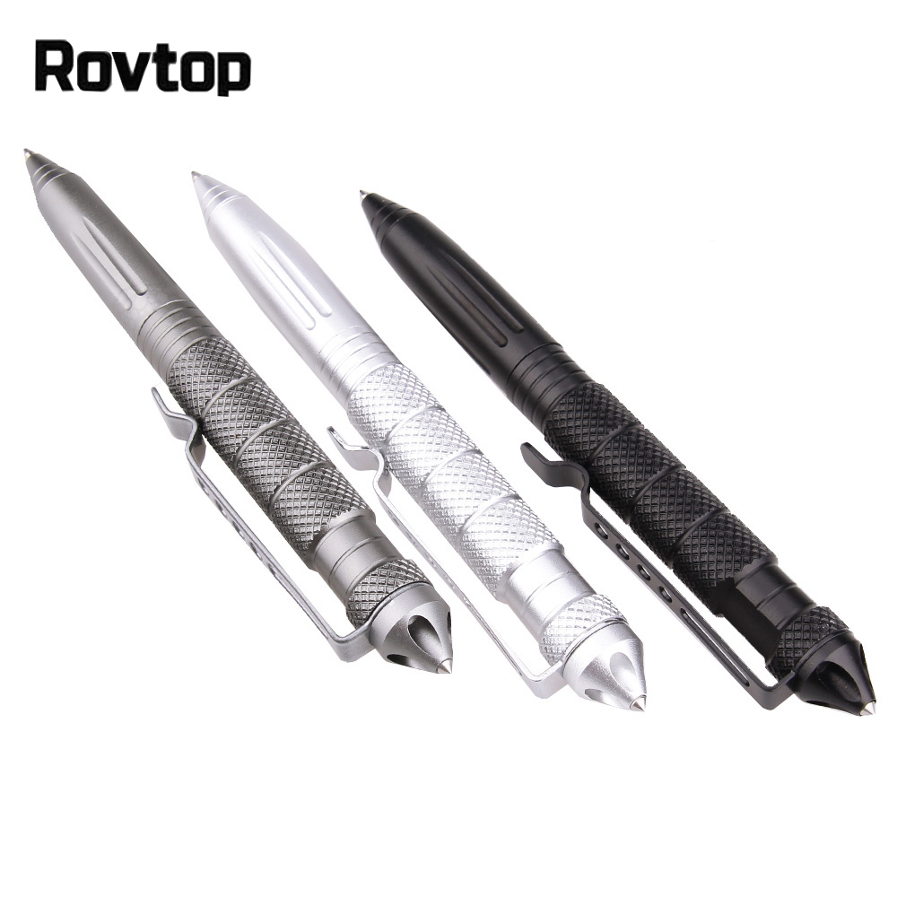 Rovtop Pen-Tool Tactical-Pen Aviation Multipurpose Defence Aluminum Personal High-Quality