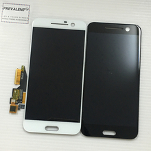 Хорошее Для HTC 10/One M10 полный Сенсорный экран Панель планшета Сенсор Стекло + ЖК-дисплей Экран дисплея Мониторы Панель модуля в сборе
