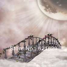 Mysterious ladder 8'x8′ CP Computer-painted Scenic Photography Background Photo Studio Backdrop ZJZ-361