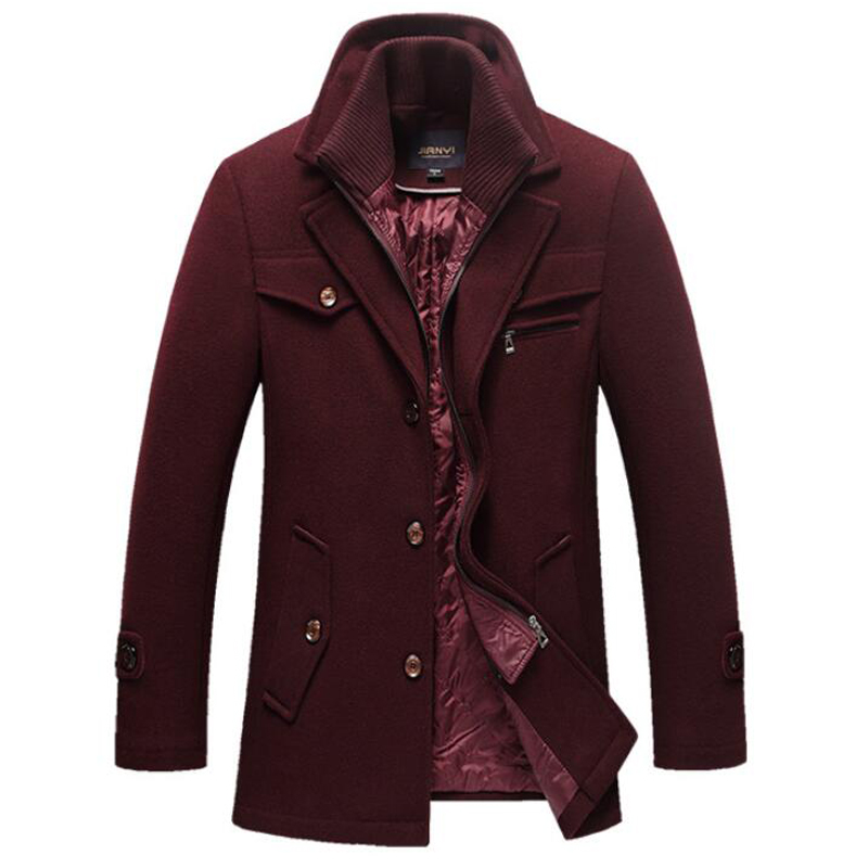 2019 Korean Fashion Tooling Style Jacket Trend Letter Print Hooded Jacket Super Handsome Purple Mens Coat