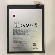 2018 100% Original for Oneplus 3T Battery High Quality 3400mAh BLP633 Replacement Three T Smartphone+track code