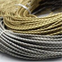 34770251b881 Promoción de Cuero Trenzado Del Cordón Diy de alta calidad - Compra ...