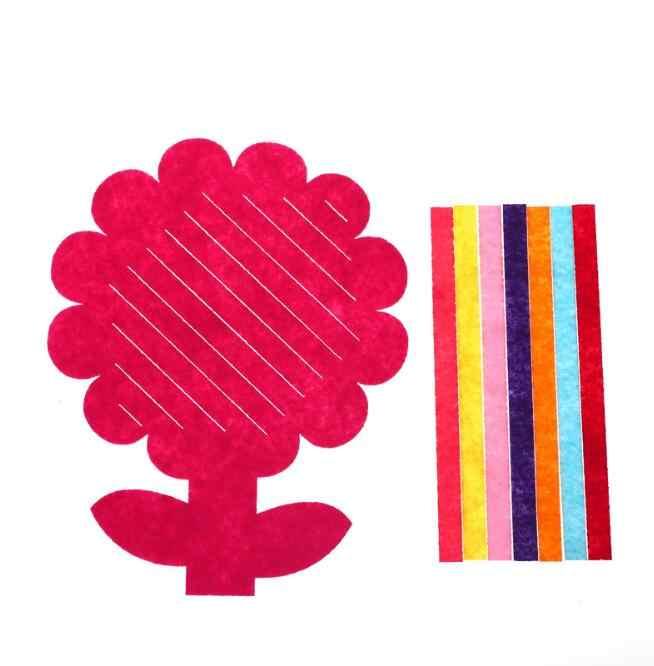 April Du DIY Нетканые обучающие материалы детские развивающие игрушки ручной работы для детского сада, 8 шт.