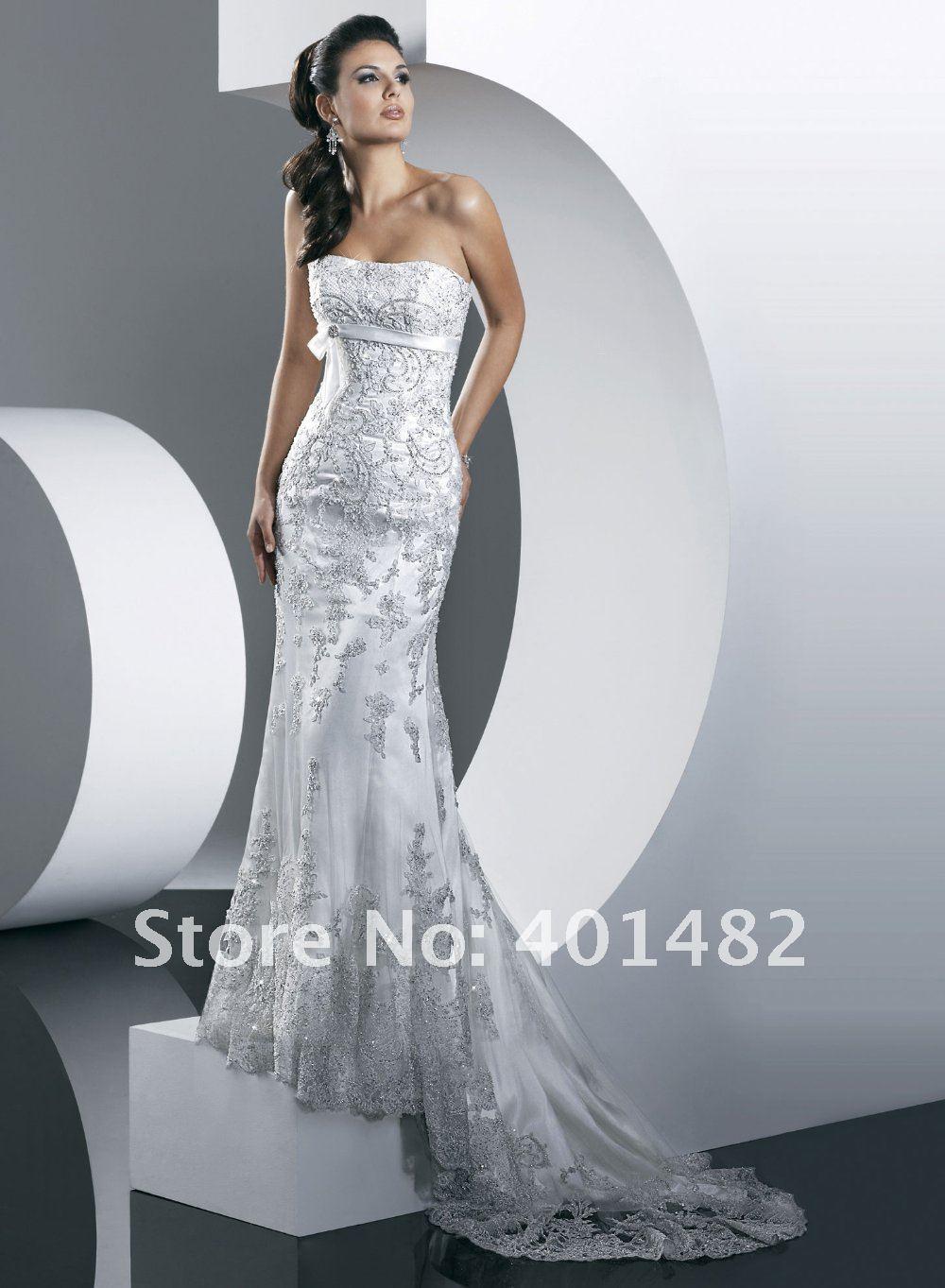 straight wedding dress straight wedding dresses Straight Across Wedding Dresses Collection Neck