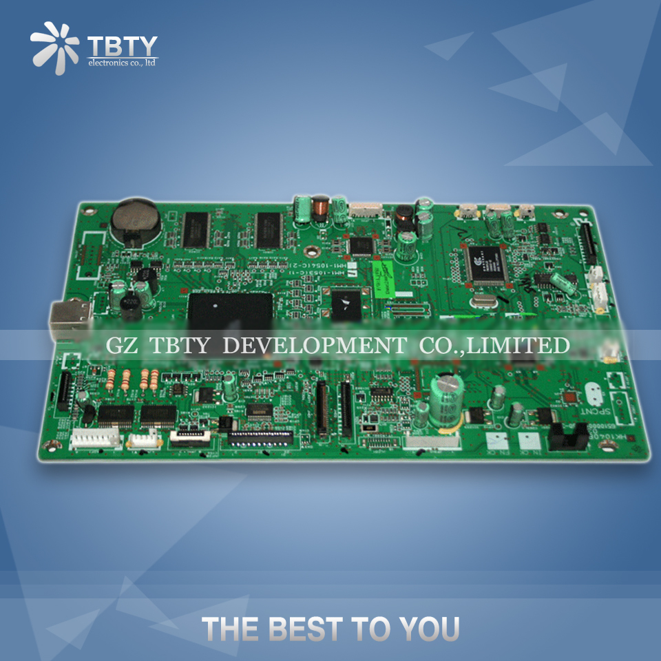 100% Test Main Board For Canon MP780 MP750 MP 780 750 Formatter Board Mainboard On Sale