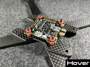 Image 5 - Dalrc f405 aio controle de vôo de alta qualidade mcu stm32 f405rgt6 mpu6000 gyro f4 aio controle de vôo construído em osd bec 9 v/3a pdb fc