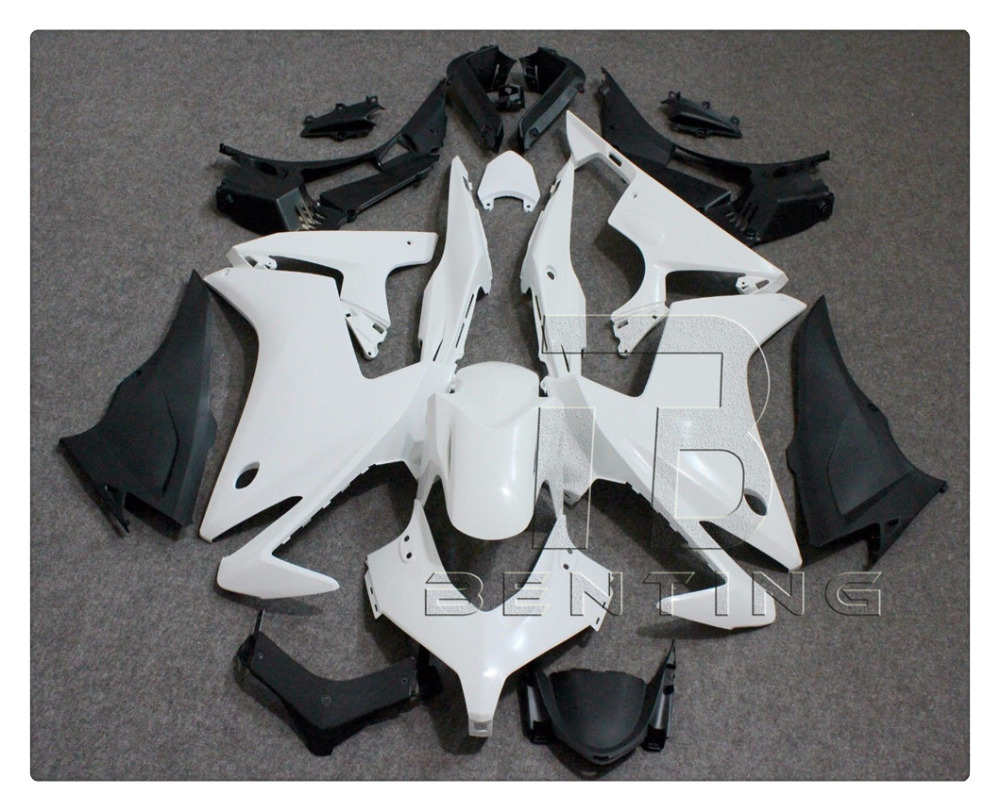Free Shipping Motorcycle Unpainted ABS Fairing Body Work KIT Cowling For H O N D A CBR500R CBR 500 R  2013  + 4 Gift юбка p a r o s h юбка