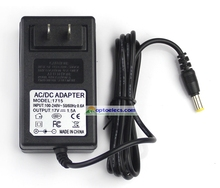Free Shipping Charger Adapter 17V 1.5A for Ilsintech SWIFT KF4/ KF4A FTTH Fiber Optic Fusion Splicer power adapter