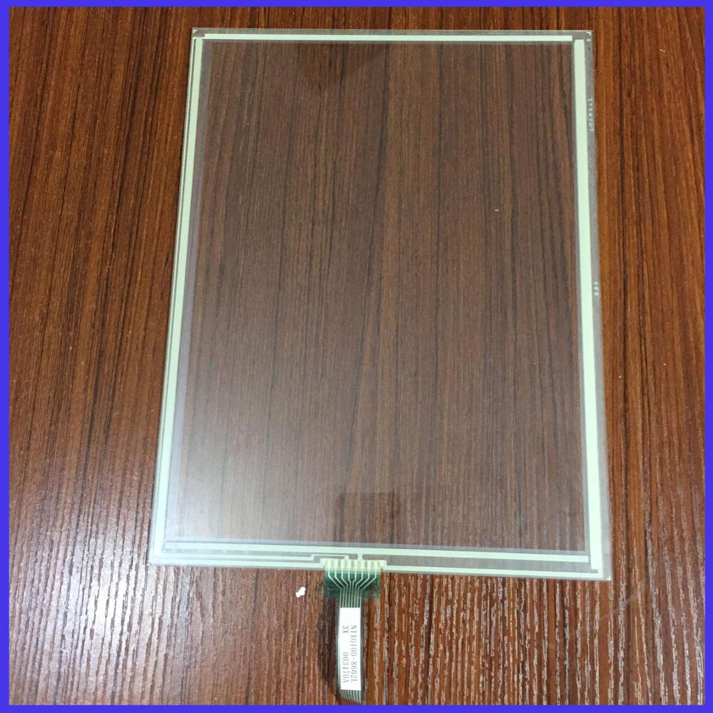 8 line 12.1 inch touch screen NTX0100-8602L genuine 271*209 control screen