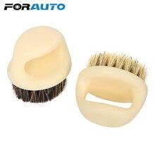 Чистящая Щетка для автомобиля с автоматической щетиной, чистящее средство для мытья салона, кожаная панель сиденья, приборная панель, щетка для мытья автомобиля