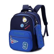 2019 New Princess orthopedic Backpack Children School bags for Girls Bo