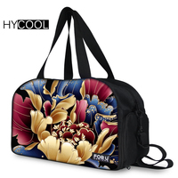 HYCOOL Women's Yoga Bag Multifunction Outdoor Training Camping Handbag Adult Bolso Deportivo Mujer Sport Bag For Gym Women Fit