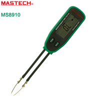 Original MASTECH MS8910 Digital Multimeter 3000 Counts Smart RC Resistance Capacitance Diode Meter SMD Tester