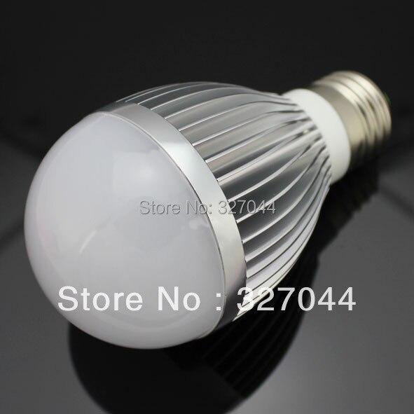 10pcs /lot free shipping High Power B22 E27 15W LED Light LED Bulbs LED Lamp AC85V-265V 100LM-110LM/W