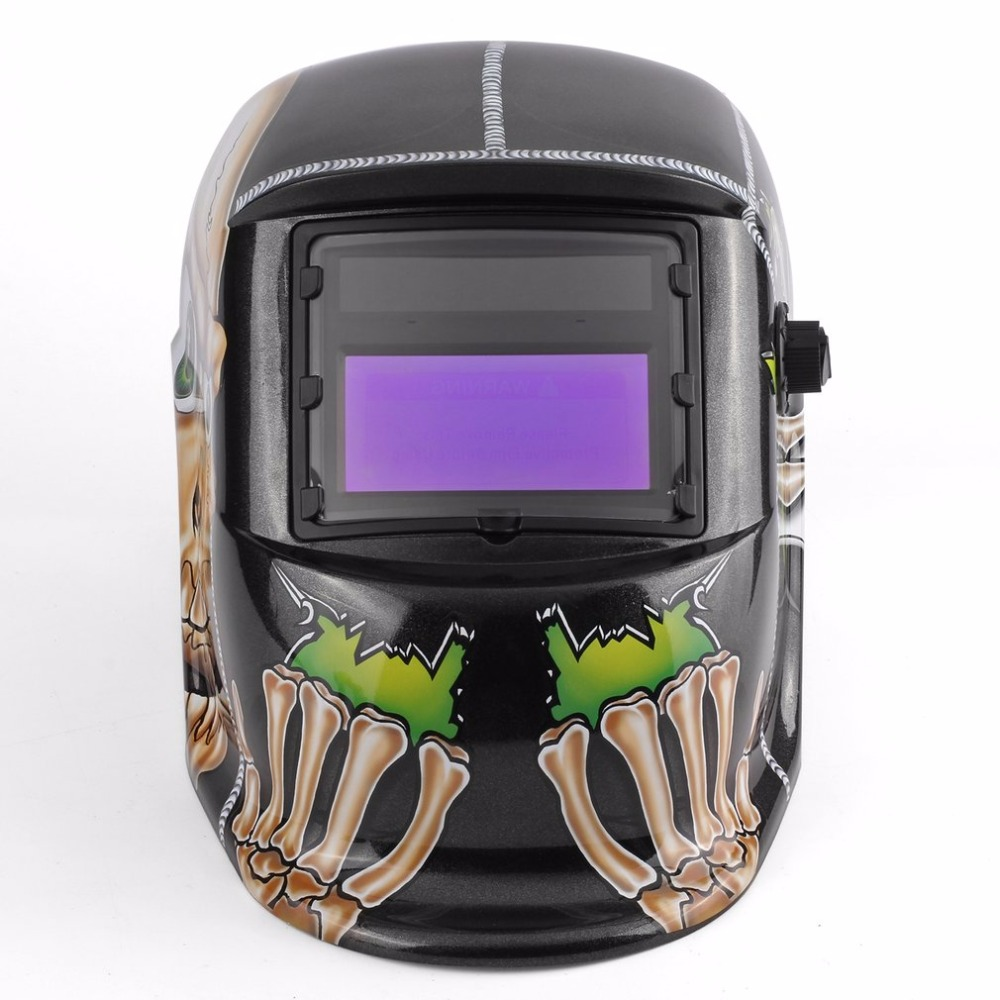 Solar Energy Electrical Welding Helmet Automatic Variable Tiger Pattern Mask Auto Darken Protective Welding Mask/Helmet/Welder solar energy modelling and assessing photovoltaic energy
