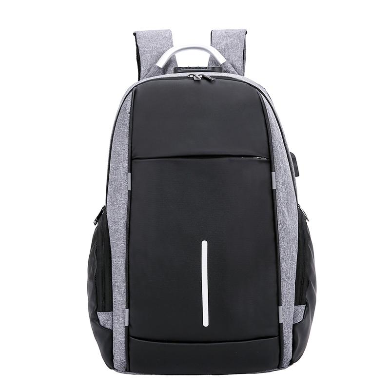 15.6 inch Laptop Backpack Multifunction USB Charging Anti Theft Backpack Men Travel Backpack Waterproof School Bag Male Mochila15.6 inch Laptop Backpack Multifunction USB Charging Anti Theft Backpack Men Travel Backpack Waterproof School Bag Male Mochila