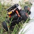 RC Автомобилей 1:18 Внедорожник Высокая Скорость 4WD 2.4 Г Рок сканеры подняться Двойные Двигатели прыжки сумо Bigfoot Автомобиль Дистанционного Управления игрушка