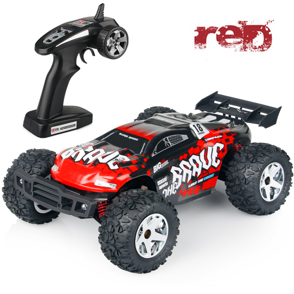 High Speed Electric RC Car 4WD 2.4GHz Remote Control Rally Climbing Car 4x4 Wheel Steering Brushless Motor Off-Road Vehicle Toy 30a esc welding plug brushless electric speed control 4v 16v voltage