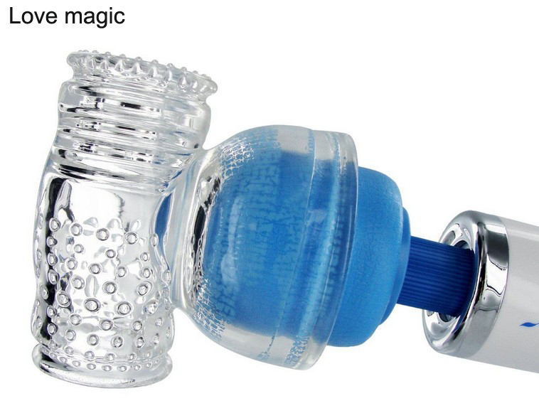 Magic wand and attachments
