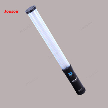 """516 bar lamp Double color temperature led bar Light ice photography camera with """"Send lamp shelf color paper"""" CD50 T03"""