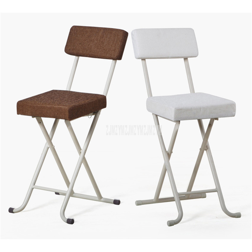 49cm Seat Height Foldable Dining Chair