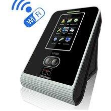 100000 Log емкость сенсорный экран wifi распознавание лица Время посещаемости wtih контроль доступа пк программное обеспечение Linux ZK VF560